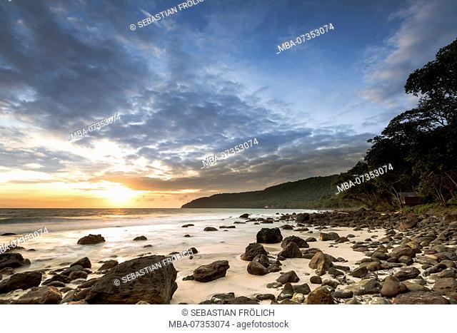 Beach on Pulau Weh