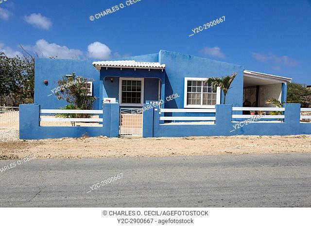 Kralendijk, Bonaire, Leeward Antilles. Middle-class Residence