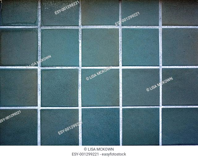 Ceramic tile backgound