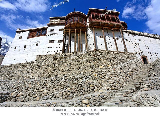 Baltit Fort, Karimabad, Hunza Valley, Pakistan