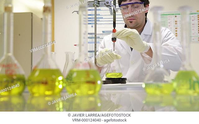 Chemical Analysis Laboratory. Technological Services to Industry. Tecnalia Research & Innovation, Donostia, San Sebastian, Gipuzkoa, Basque Country, Spain