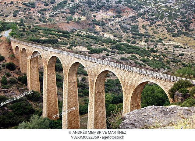 Viduct, Teruel Province, Spain