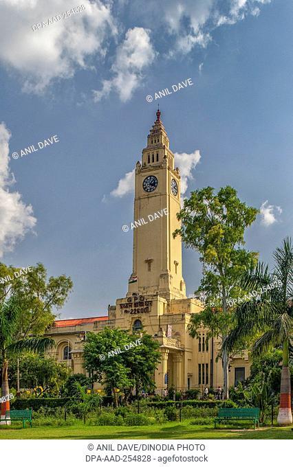 General post office building, lucknow, uttar pradesh, india, asia