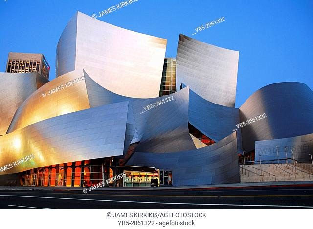 Walt Disney Theater, Los Angeles