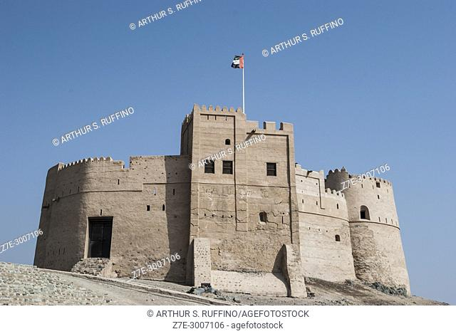 Fujairah Fort, Fujairah, United Arab Emirates