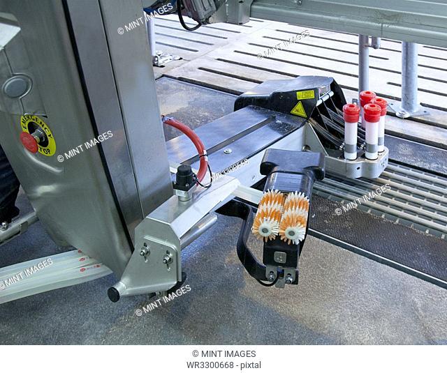 Automated Milking Machine