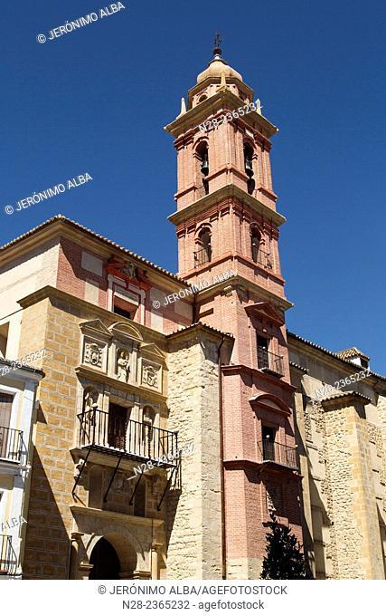 Convent of San Agustin, Antequera, Malaga, Andalusia, Spain