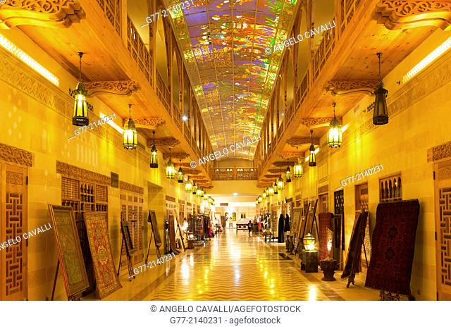 Shopping Mall, Dubai, United Arab Emirates (UAE)