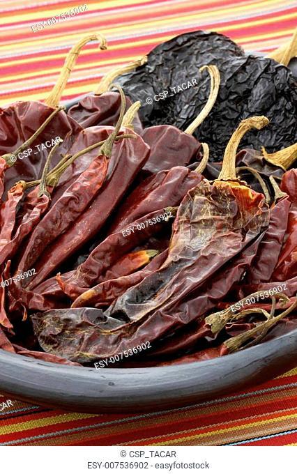 delicious chili pods