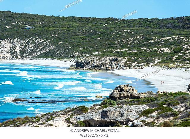 Kangaroo Island Coastline. South Australia