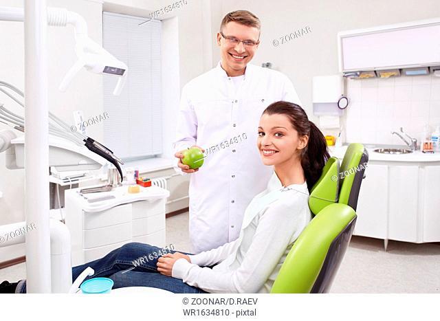In dentistry