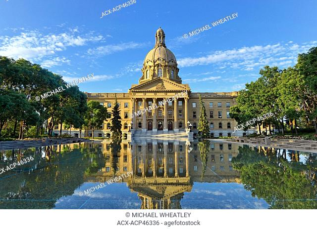 Alberta Legislature, Edmonton, Alberta, Canada