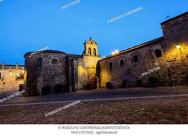 Church in Cáceres