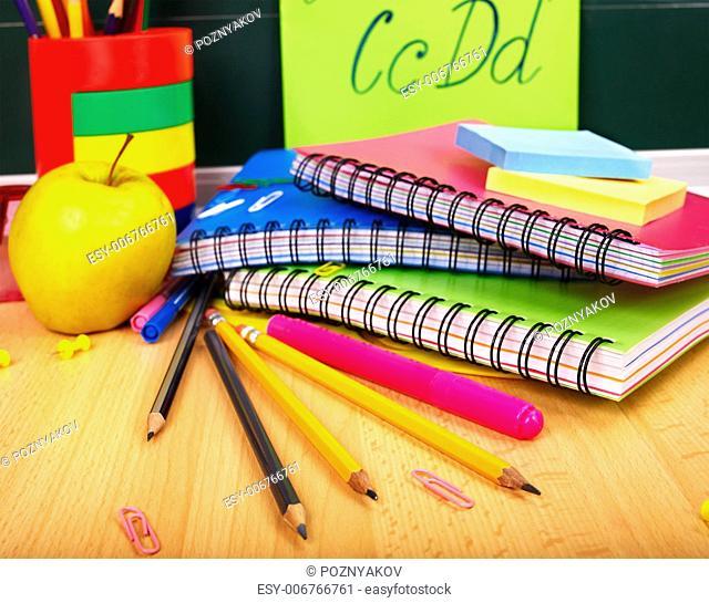 Office school supplies . Writing utensils