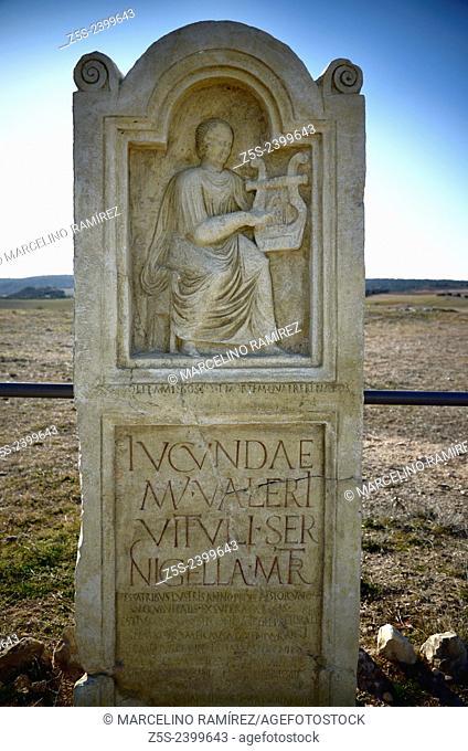 Roman ruins of Segobriga, Saelices, Cuenca, Spain