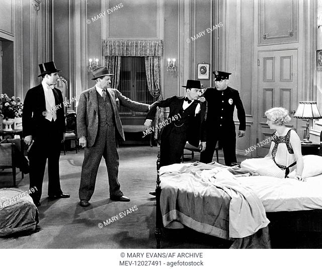 Buster Keaton & Anita Page Characters: Elmer Butts, Elvira Film: Free And Easy (1930) Director: Edward Sedgwick 01 May 1930