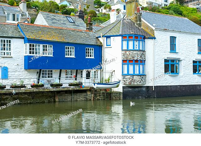 Polperro is a large village, civil parish, and fishing harbour within the Polperro Heritage Coastline in south Cornwall, England