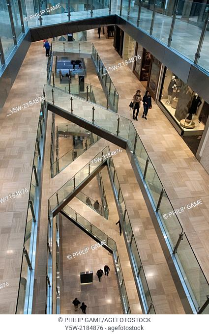 Newly-opened Emporium shopping mall in Melbourne