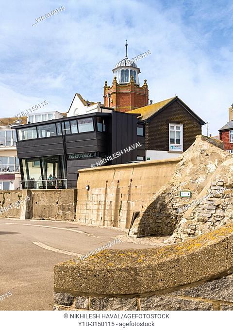 Lyme Regis Museum, Dorset, UK
