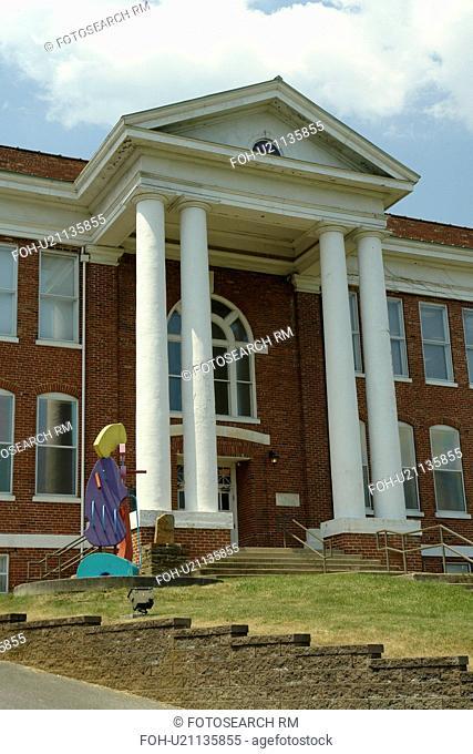 Abingdon, VA, Virginia, William King Regional Arts Center