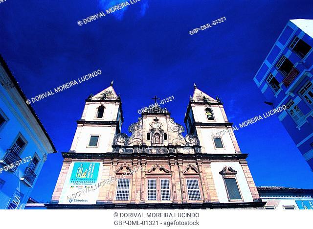 São Francisco Church and Monastery, Salvador, Bahia Brazil