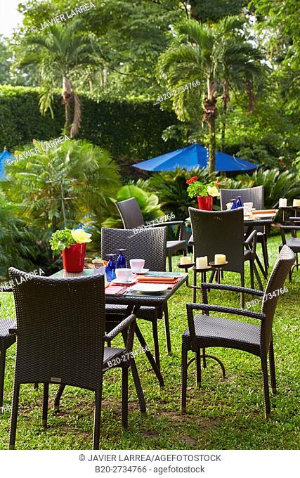 Breakfast, Sazagua Hotel Boutique, Coffee Cultural Landscape, Pereira, Risaralda, Colombia, South America