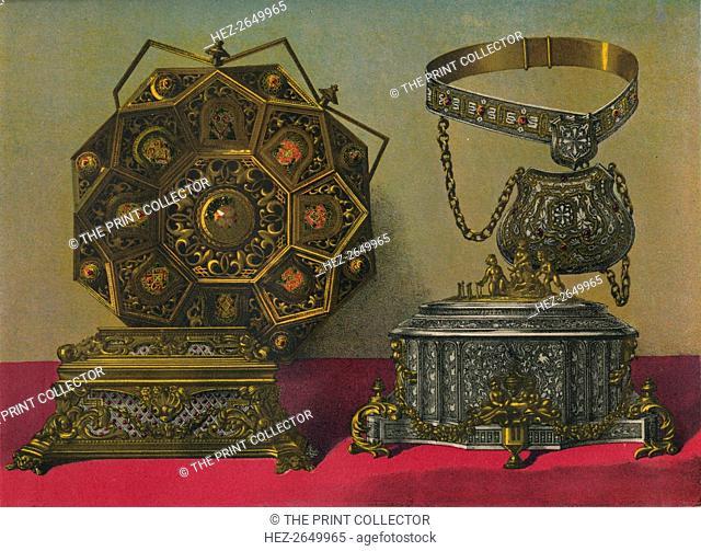 'Ornamental Work', 1893. Artist: Robert Dudley