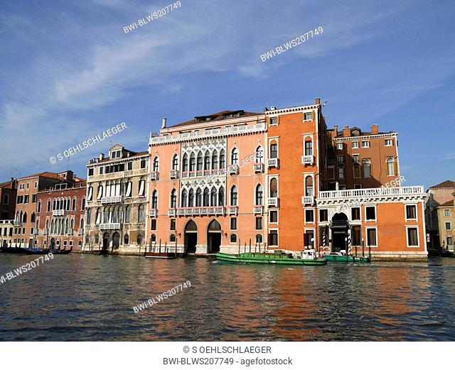 Canale Grande, Italy, Venice
