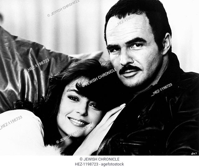 Burt Reynolds (1936- ), American actor, 1981. From the motion picture 'Sharky's Machine'. Courtesy of Columbia-EMI-Warner Film Distributors