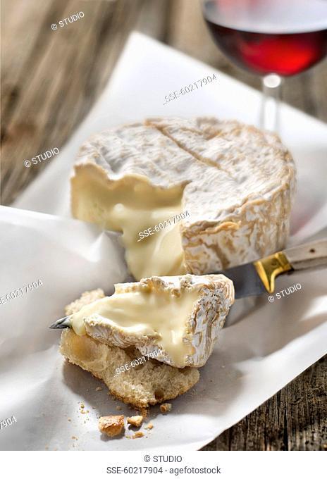 Runny Camembert