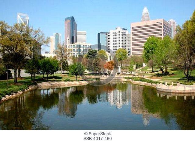 Marshall Park, Charlotte, NC