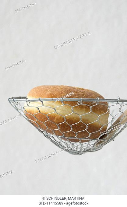 A fried doughnut