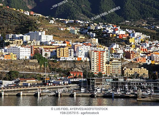The Port of Santa Cruz de Tenerife is a commercial harbor, passenger, fishing, and sporty city of Santa Cruz de Tenerife, capital of the island of Tenerife