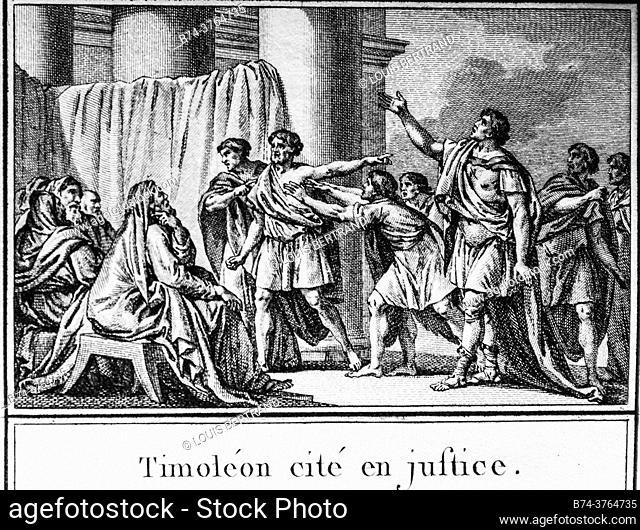 Greek mythology, abbreviated editor of universal history 1850