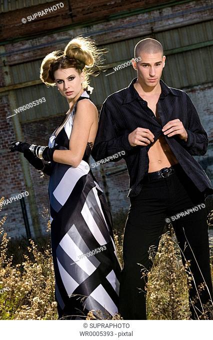 Couple elegance