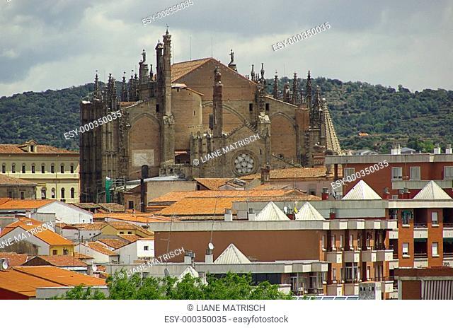 Plasencia Kathedrale -Plasencia cathedral 01