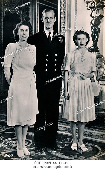 Mountbatten family Stock Photos and Images | agefotostock
