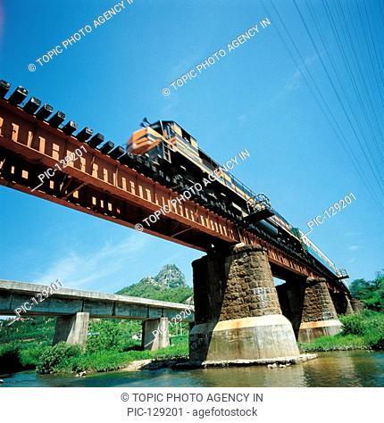 Railroad,Korea