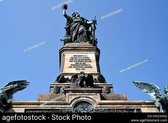Germania, Niederwalddenkmal