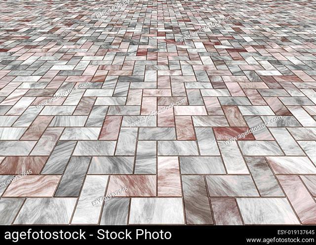 paving tile background