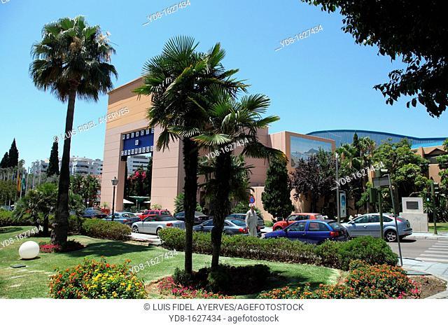 Palacio de Congresos, Marbella, Andalusia, Spain, Europe