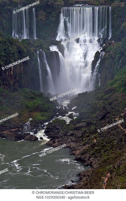 Iguacu Waterfall, UNESCO World Heritage, Brazil
