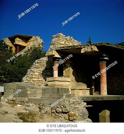 Knossos. Minoan Palace