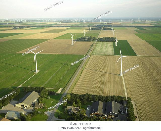 Flevopolder, Flevoland, The Netherlands, Holland, Europe