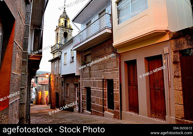 Church of Santiago, Ribadavia, Spain