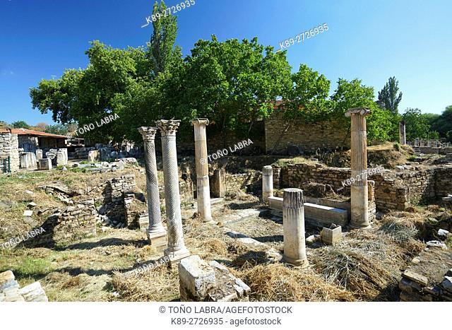 Aphrodisias. Ancient Greece. Asia Minor. Turkey