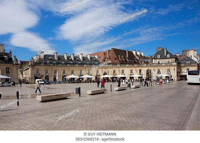 Place De La Liberation Square, Dijon Burgandy France