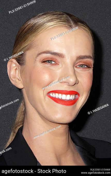 "Betty Gilpin 03/09/2020 The Special Screening of """"The Hunt"""" held at The ArcLight Hollywood in Los Angeles, CA. Photo by I"