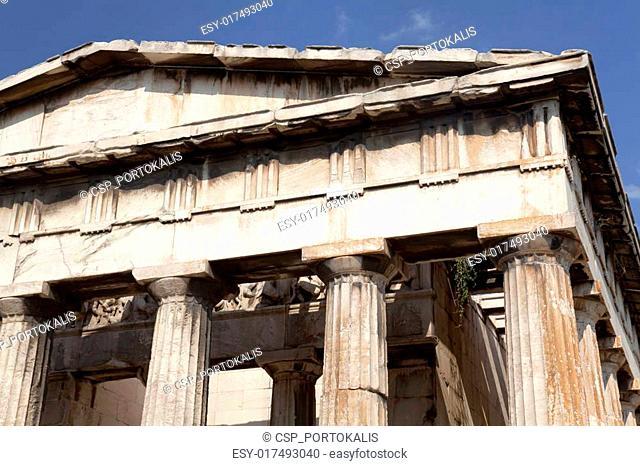 Temple of Hephaestus - Athens