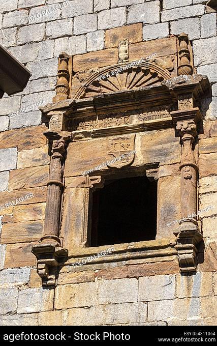 La Casa Grande, siglo XVI, Ortigosa de Cameros, La Rioja, Spain